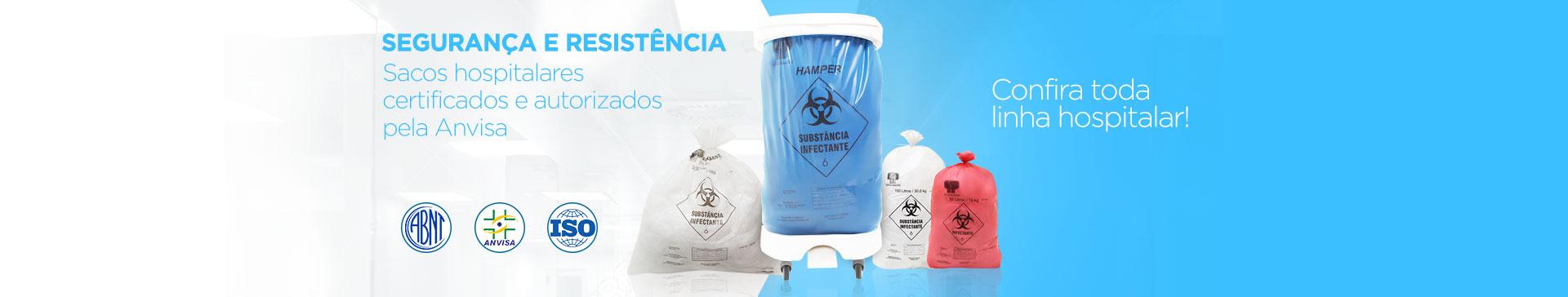Sacos Hospitalares