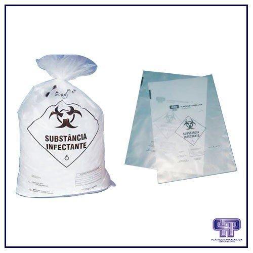 Fornecedor de sacos de lixo hospitalar